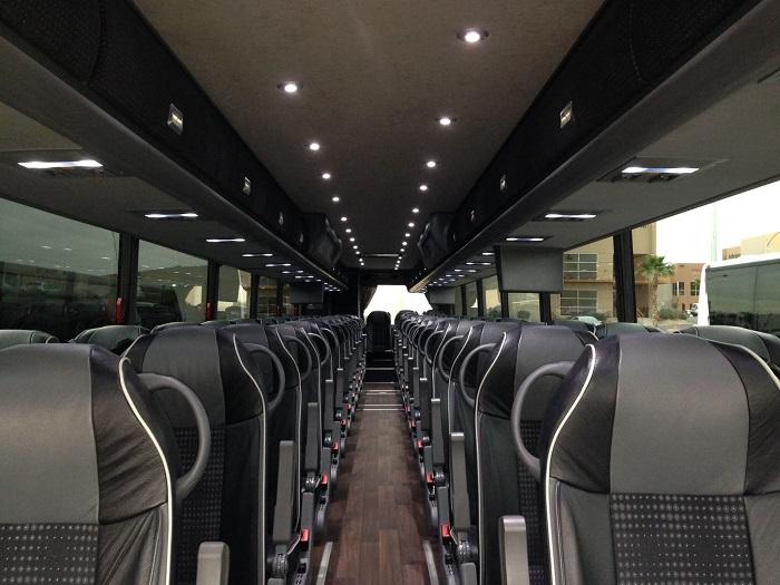 white bus inside 700x0